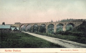 Historical Kielder Viaduct 2