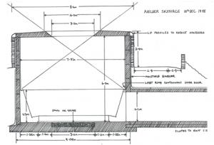 JT's Kielder Skyspace drawing